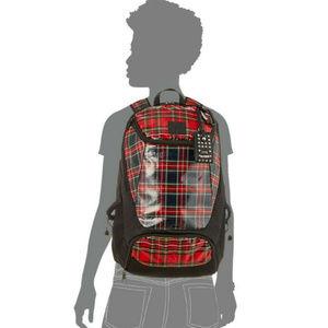 Steve Madden Landyn Plaid Backpack